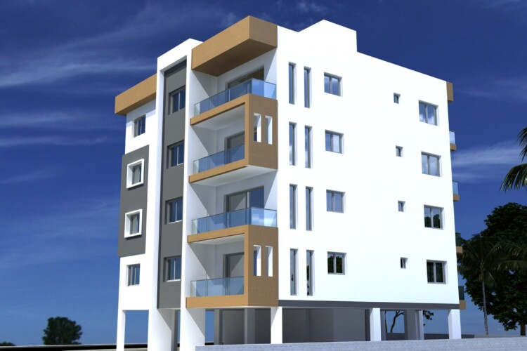 Luxury 2+1 apartment in the heart of Nicosia, the capital of Cyprus