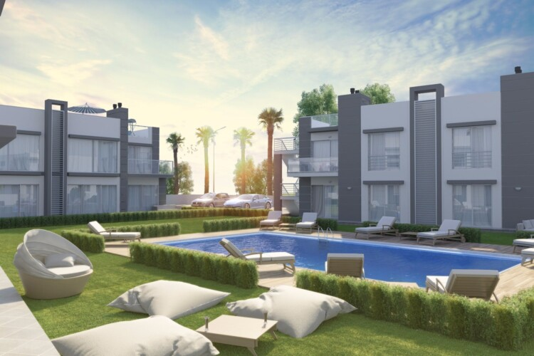Modern apartment 3+1 in Catalkoy area