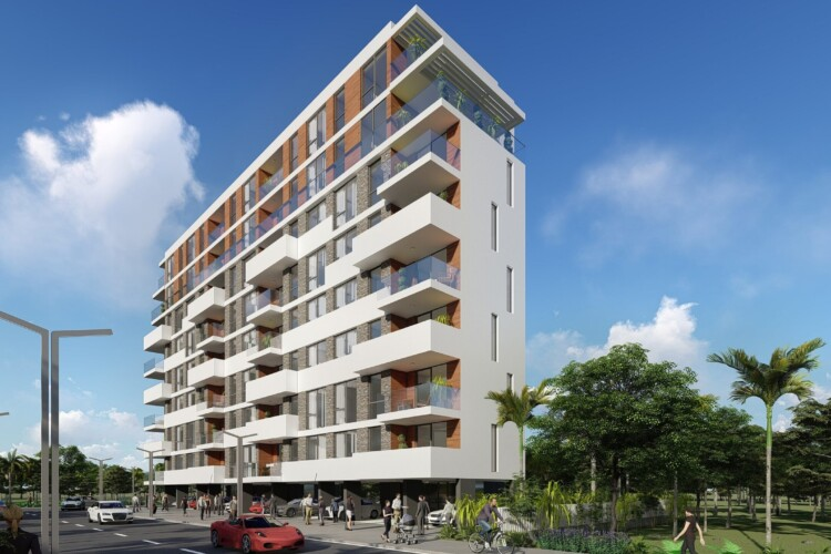 New 2 + 1 apartments in the picturesque city of Famagusta