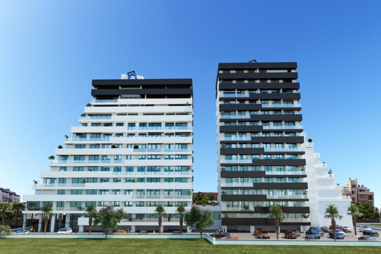 Exclusive 3+1 apartment in the central part of the port city of Famagusta
