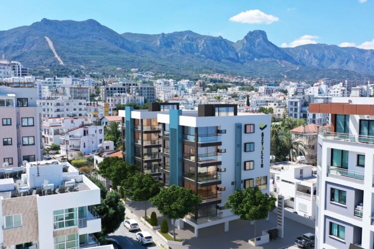 New modern office in the heart of Kyrenia