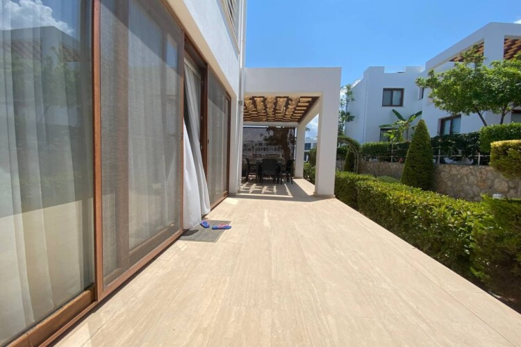 Incredible 3+1 apartment surrounded by green forests and mountain ranges of Northern Cyprus