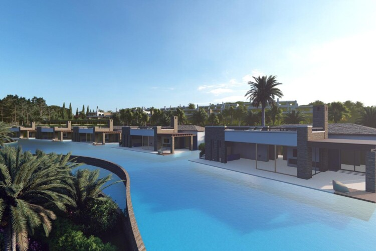 New modern penthouse 3+1 with spacious terrace